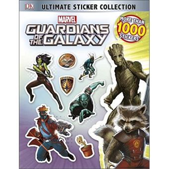 Guardians of the galaxy ultimate st