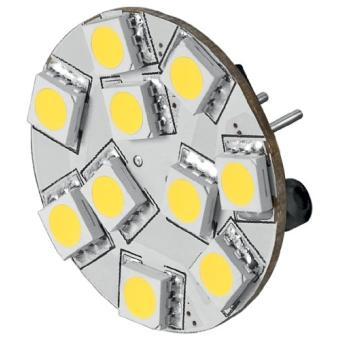 ampoule g4 led 2 4w pour 20w 12v 160 lumen 6000k lumiere du jour 10 smd 5050 achat prix fnac. Black Bedroom Furniture Sets. Home Design Ideas