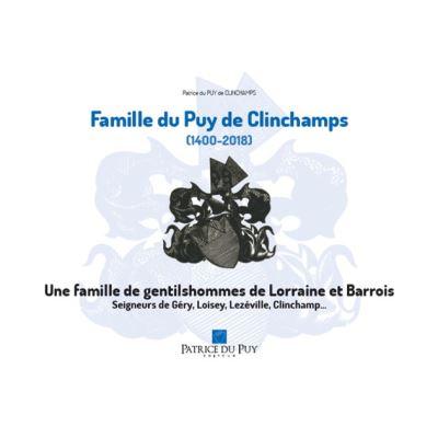 Famille du puy de clinchamps (1400 - 2018)