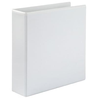Elba Modling - Classeur Personnalisable Maxi A4 Dos 75mm Blanc