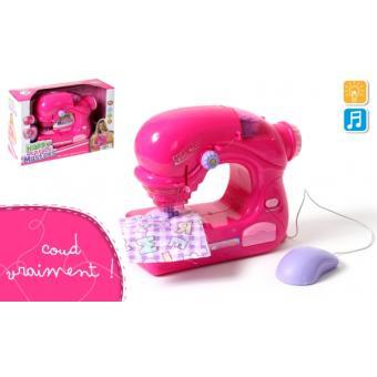 V ritable petite machine coudre pour enfants achat for Machine a coudre 9 ans