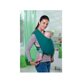 97a3493f8d2 AMAZONAS - Echarpe Porte bébé sans noeud Carry Baby Petrol - Autres - Achat    prix