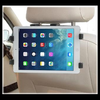 support appui tete voiture pama pour ipad 1 ipad 2 achat prix fnac. Black Bedroom Furniture Sets. Home Design Ideas