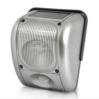 Lampe Exterieur Solaire Et Dynamo Detection De Mouvement 200