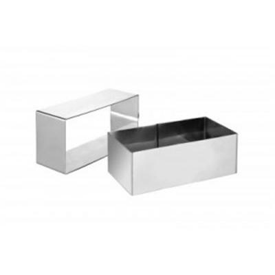 IBILI - Ustensiles et accessoires de cuisine - emporte pièce rectangulaire inox ( 722712-6 )