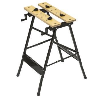 tabli d 39 atelier tau table de travail rabattable. Black Bedroom Furniture Sets. Home Design Ideas