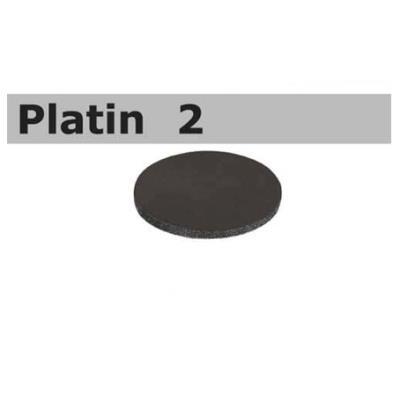 Lot De 15 Abrasifs Stickfix Soft Ø150Mm Pour Ponçage De Finition Stf D150/0 S400 Pl2/15 Festool 492368