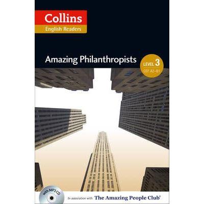 Amazing Philantropics [Livre en VO]