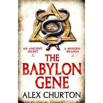 The Babylon Gene - [Livre en VO]