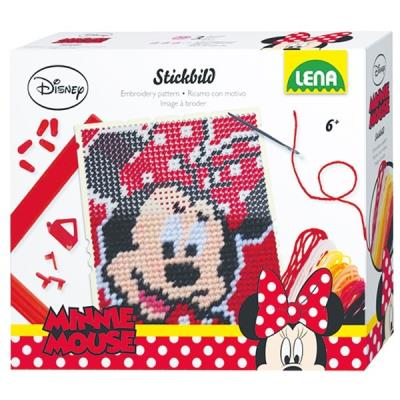 Embroidery Minnie Mouse 792504 Lena Zl-42606