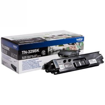 Brother TN329BK - noir - originale - cartouche de toner