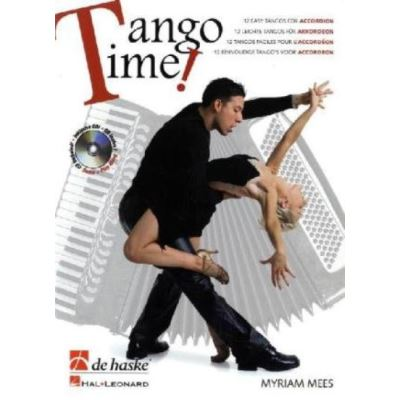 Tango Time - [Livre en VO]