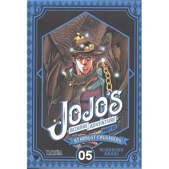 Jojo's bizarre adventure 3 stardus5