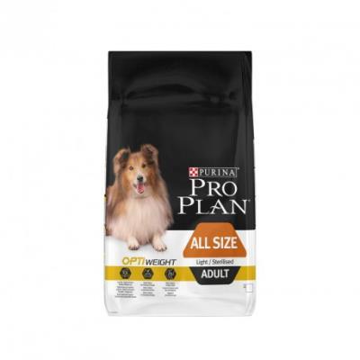 Pro plan - adult light / sterilised - 7 kg