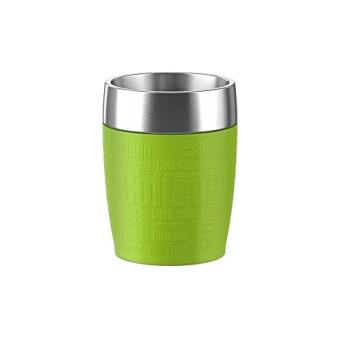 EMSA TRAVEL CUP 0.2L INOX LIME