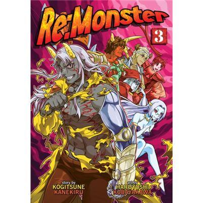 Remonster Vol 3