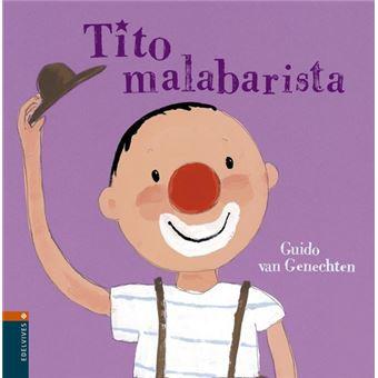 Tito malabarista-payaso tito