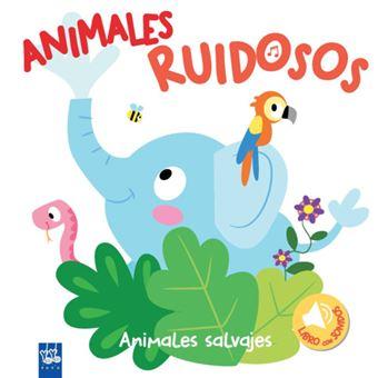 Animales ruidosos-animales salvajes