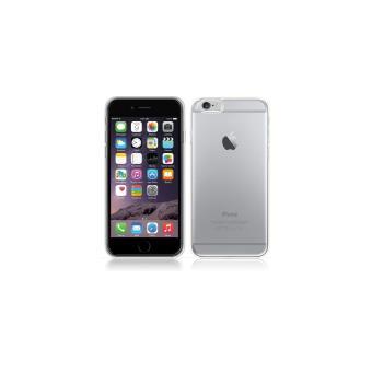 Coque Silicone iPhone 6 / 6s transparente souple ultra fine