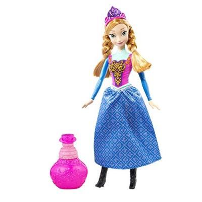 Disney - La Reine des Neiges - Royal Color Anna - Poupée Mannequin 29 cm