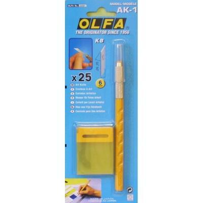Olfa Ak-1 Couteau Dart