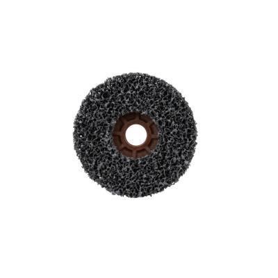 10 disques de décapage nylon intissé D.125 x 22,23 mm CBS support fibre de chanvre - 11001305