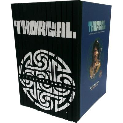 Intégrale Collector Thorgal - 15 double albums