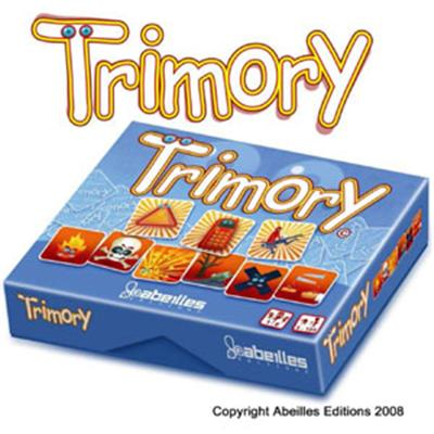 Riviera Games - TRIMORY : Jeu de mémoire et d'astuces