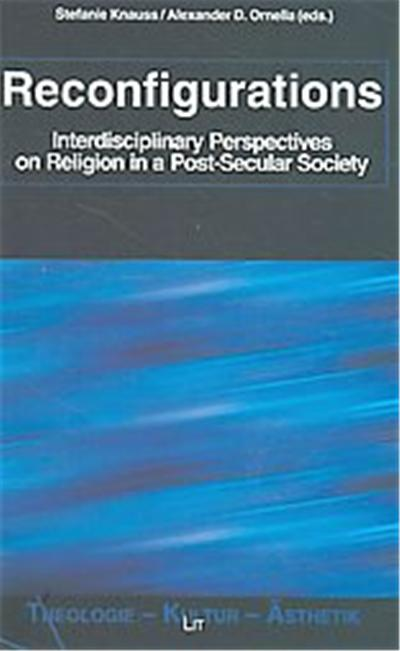 Reconfigurations, Theologie.kultur.asthetik