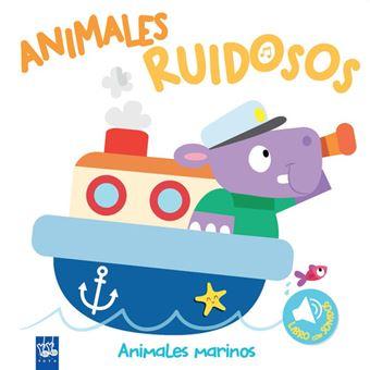 Animales ruidoso-animales marinos