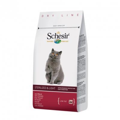 Schesir - sterilized & light - 1,5 kg