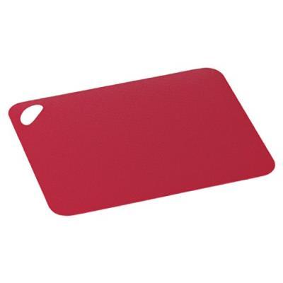 Zassenhaus 61093 flexible-planche à découper - 38 x 29 cm (rouge)