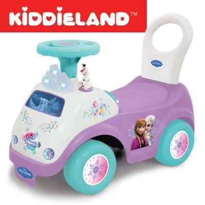 Disney - La Reine des Neiges - Light & Sound Activity Ride-on - Porteur Activité
