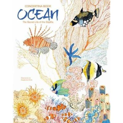 Ocean: The Secret Life of the Depths - [Livre en VO]