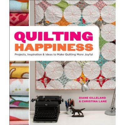 Quilting Happiness - [Livre en VO]