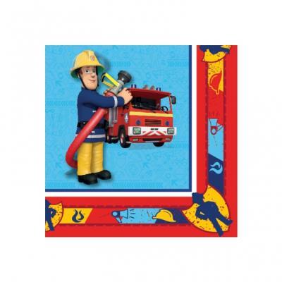 20 Serviettes Sam le pompier™