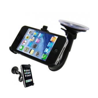 8 10 sur support ventouse flexible pour iphone 4 4s voiture holder auto accessoire pour gps. Black Bedroom Furniture Sets. Home Design Ideas