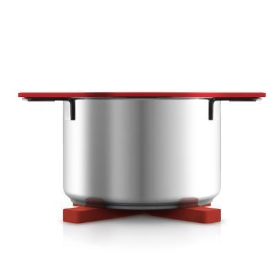Eva solo - dessous de plat magnétique eva solo rouge