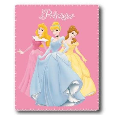 Plaid Polaire Princess Disney