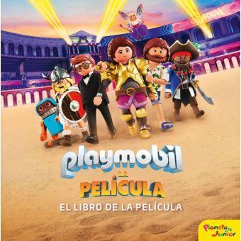 Playmobil-la pelicula-el libro de l