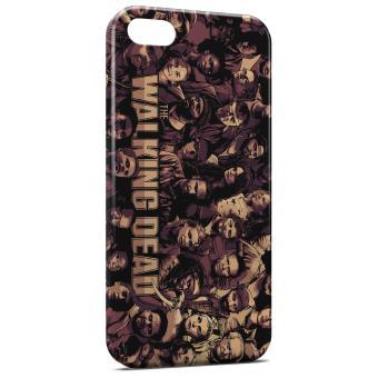 Coque iPhone 5C The Walking Dead 11