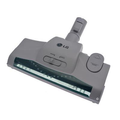 Turbo brosse grise (a clip) pour Aspirateur LG (61779)