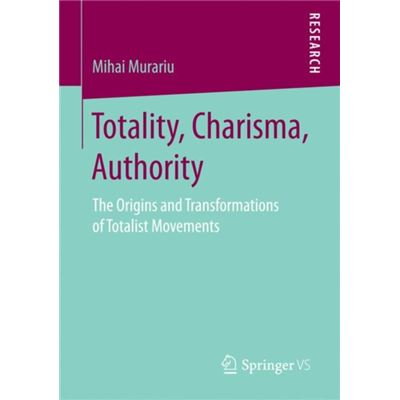 Totality Charisma Authority