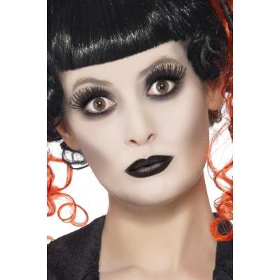Kit maquillage gothique adulte Halloween Taille Unique