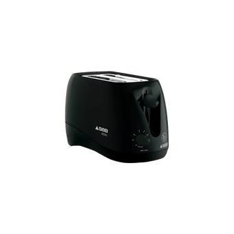 seb mini 539300 grille pain noir achat prix fnac. Black Bedroom Furniture Sets. Home Design Ideas