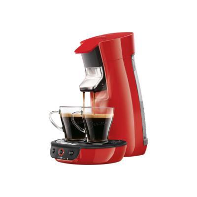 Philips Senseo Viva Café HD7829 - machine à café - 1 bar - rouge monza