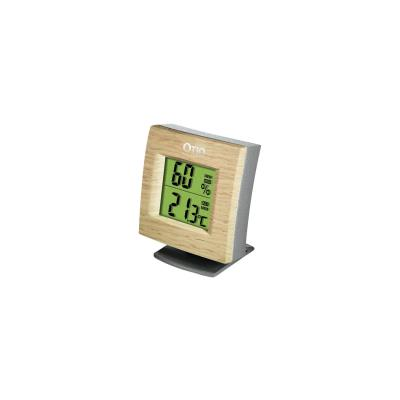 Otio Thermomètre/ Hygromètre - intérieur bois 936191 / hh-22