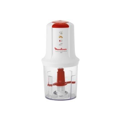 Moulinex at710131 mini hachoir multi moulinette blanc /rouge