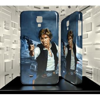 Coque Samsung Galaxy S4 Mini FIF Star Wars Han Solo 19