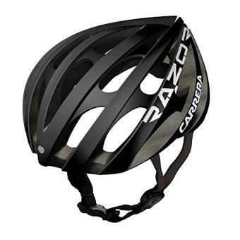 f23d6bca406 Carrera casques razor casque vélo de route-noir mat - 54 s m blanc - blanc  rouge - Protections du sport - Achat   prix